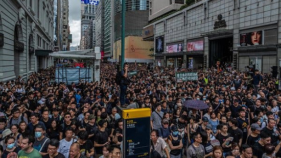 Hong Kong Protesters Are Fueled by a ...