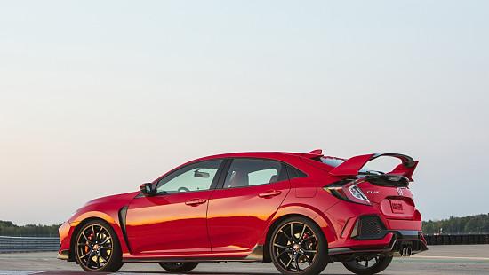 Honda Civic Type R ឆ្នាំ ២០២០ ចេញតម្ល...