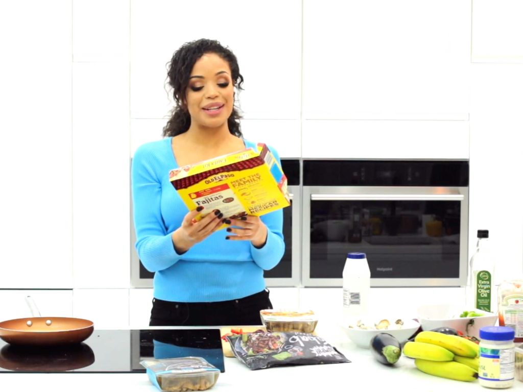 Vegan Fajita with Sarah-Jane Crawford