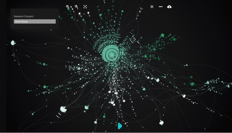 Damocles Analytics preview screenshot