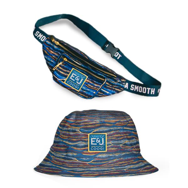 E&J fanny bucket