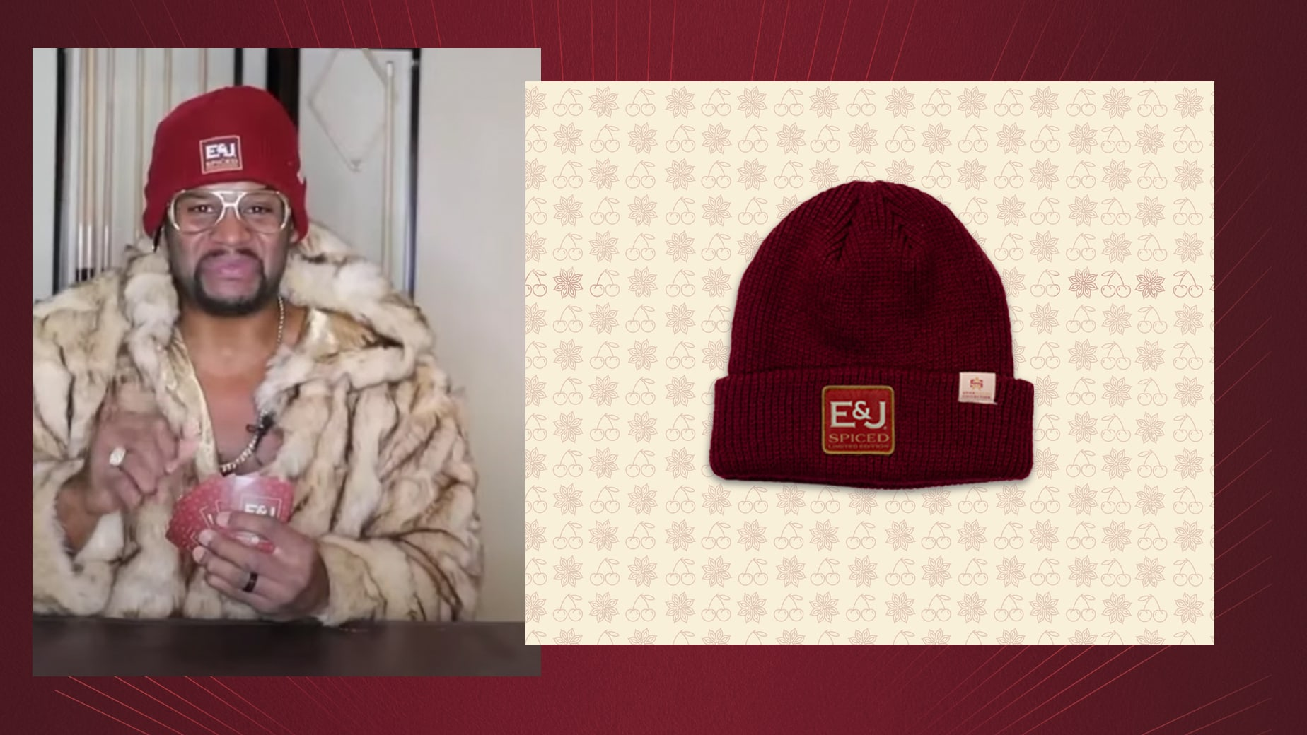 PastCollabs Carousels Beanie 1