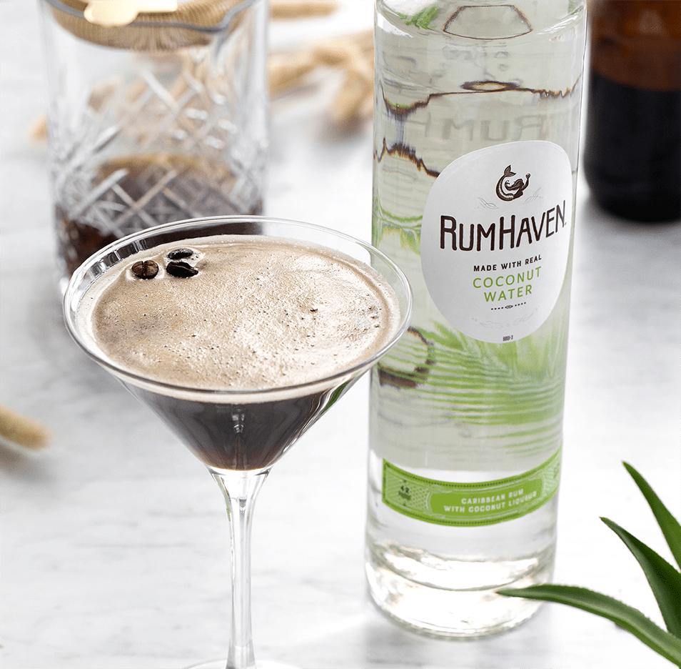 rumhaven martini