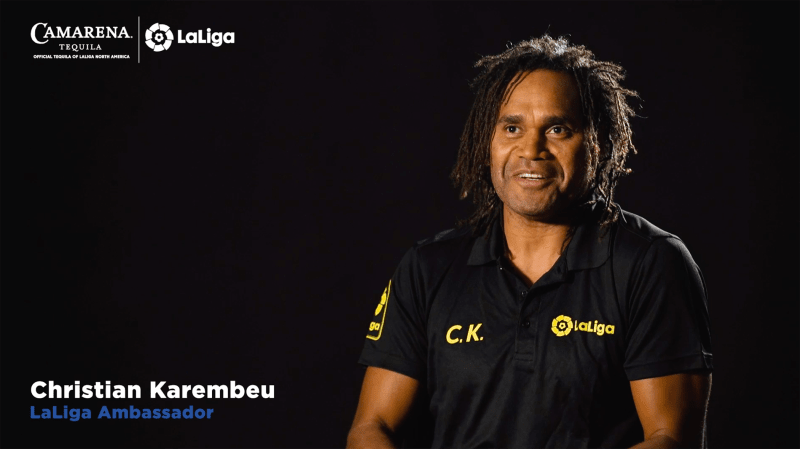 Own the Moment Series: Christian Karembeu Thumbnail Image