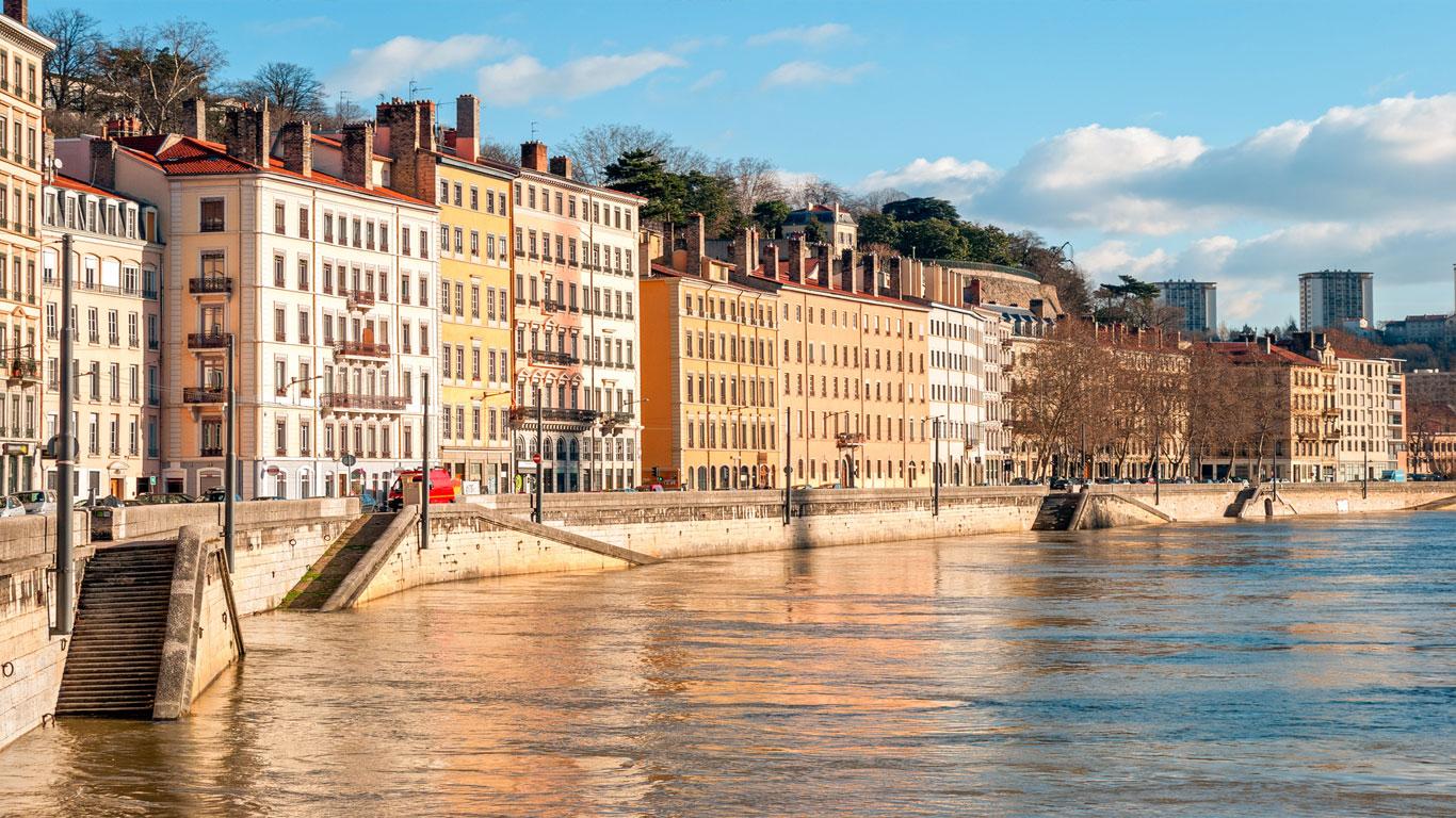 Quartier Lyon