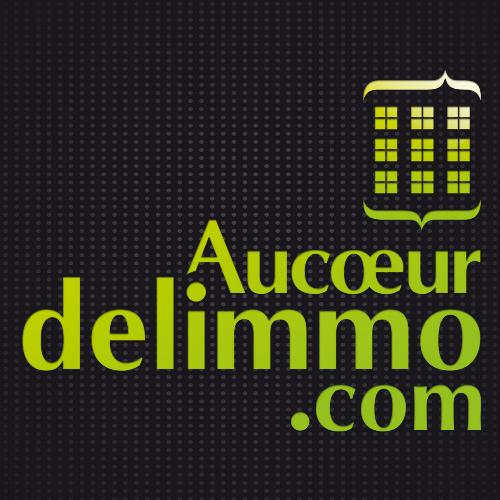 Logo aucoeurdelimmo