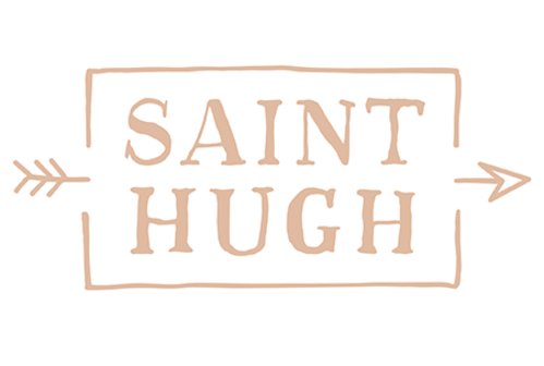 Saint Hugh, founded by Emily Degan