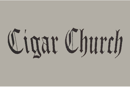 Cigar Church, founded by Derrick Floyd