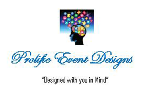 Prolific Event Designs, founded by Christopher & Tonchelle Mark