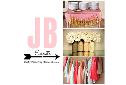 JB Events and Decor, founded by Zjelic'e Barksdale