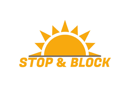 Stop & Block, founded by Sean McCloskey