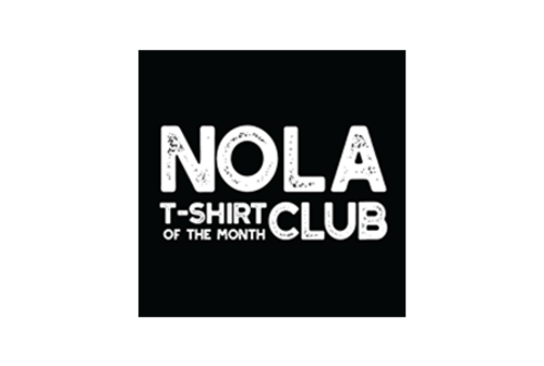 NOLA T-Shirt of the Month Club, founded by Jackie Abston