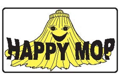 Happy Mop, founded by Jerald Malone