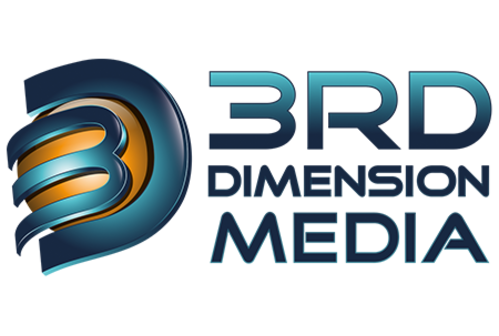 3rd Dimension Media, founded by Brett Gauthier