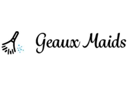 Geaux Maids, founded by Bruson Sayes
