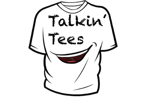 Talking Tees, founded by Pamela Ellis
