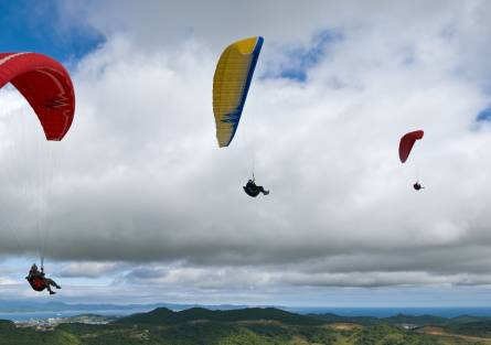 Paragliding Travel Insurance | JS Insurance