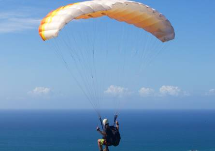 Paragliding Travel Insurance   JS Insurance