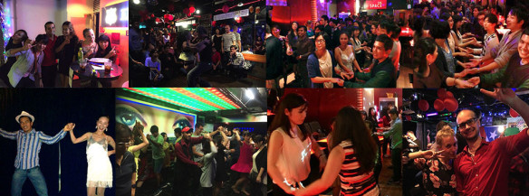 go partying with a salsa nights guide and dance instructor voyagin