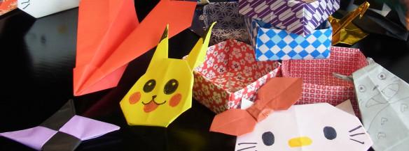 Kawaii Origami Voyagin