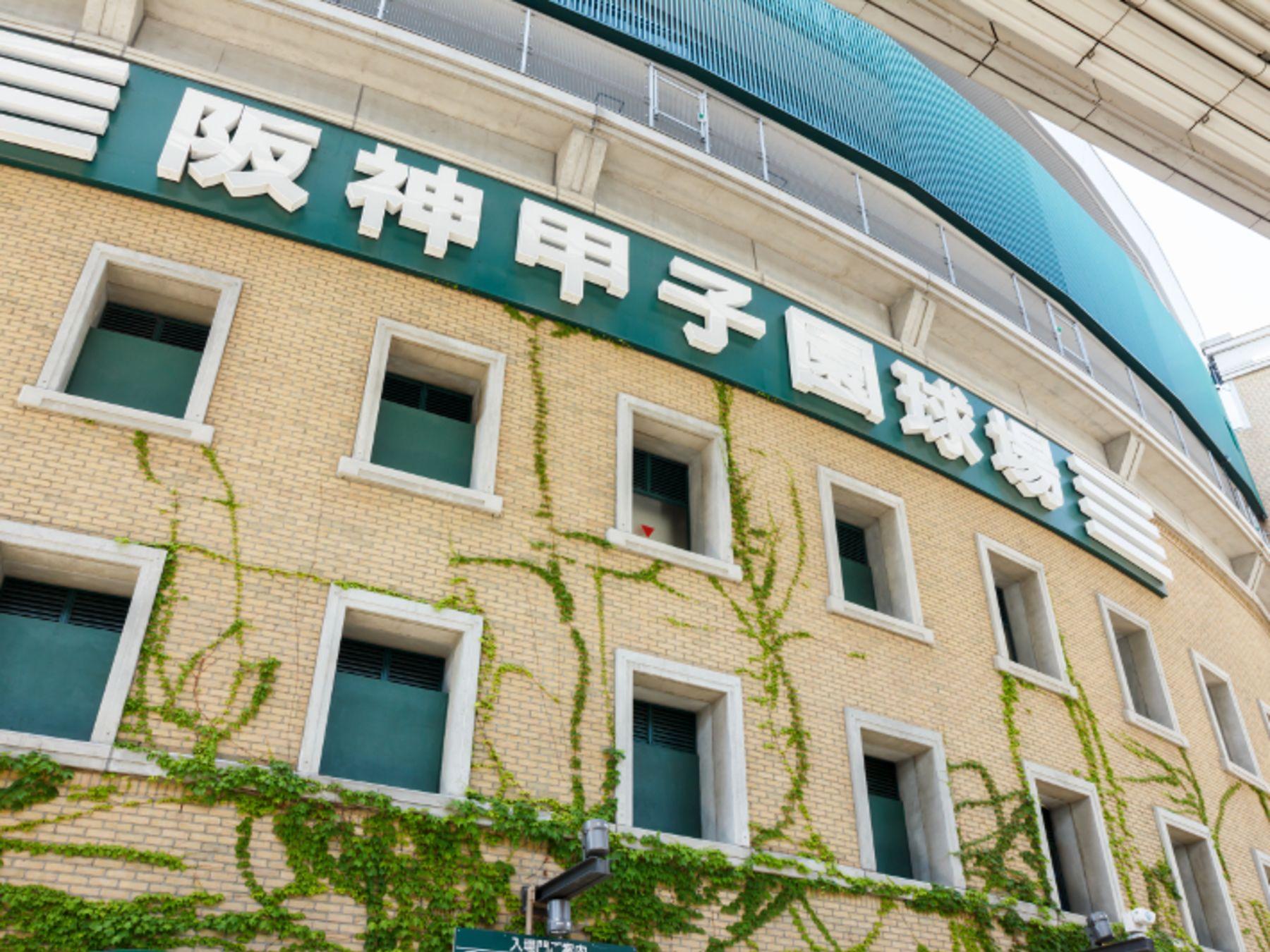 Osaka Hanshin Tigers Baseball Tickets & Schedule for Koshien - 1