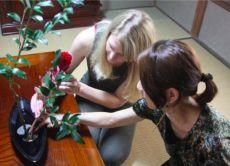 Ikebana: Japanese Flower Arrangement