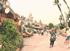 Kawaii Dress-up Day in any Theme Park of your choice