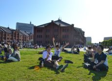 Explore Yokohama: Beach, Cruise and Chinese Food Tour