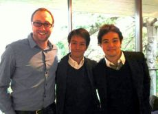 Eat Japanese Food with a Japanese Venture Capitalist