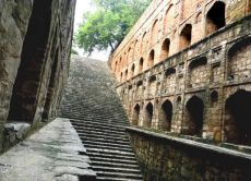 In Search of Lost Water: Baolis (step-wells) of Delhi