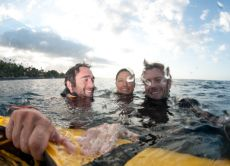 Intro to Freediving in Amed, Bali