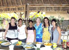 Pick Fresh Produce and Learn to Cook Balinese-style