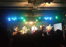 Go to a live concert of an Okinawan indie band!