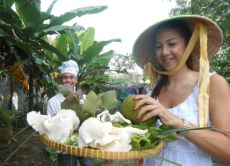 Take a cooking class and visit the Cu Chi Tunnels