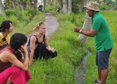 Be one with Nature on a Special Herbal Walk in Ubud