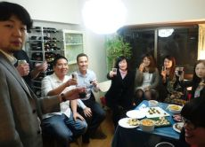 Practice your English in Tokyo (with a Drink in Hand!)