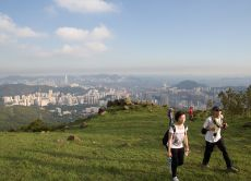 Conquer the Tallest Mountain and Highest Waterfalls in HK