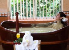 Soak in a Mud Bath and Treat Yourself to a Spa