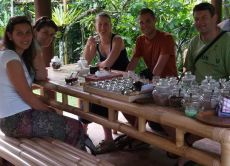 Full Day Tour: Kintamani Volcano & Ubud's Villages