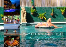 Immerse in you and yourself in a Life in Style 5D/4N Retreat