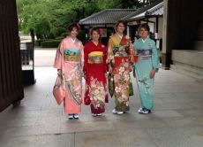 Let's join a tea ceremony dressed in Kimono (May 15th)