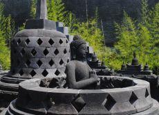 Visit the Taman Nusa Indonesian Cultural Heritage Centre