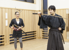 Learn Traditional Japanese Swordsmanship in Tokyo