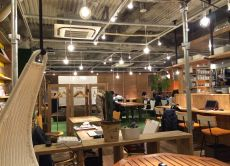Reservation for Coworking Space in Hiroshima
