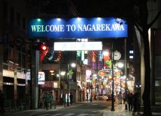 Go out and explore the night life in Hiroshima!