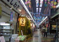 Go bar-hopping in the old neighbourhood Tateishi in Tokyo