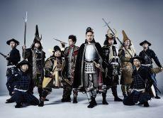 Samurai & Ninja Experience Show in Asakusa