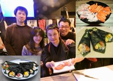 40% OFF Take a hand-roll sushi cooking lesson in Kyoto