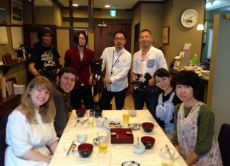 Enjoy Japanese Home Style Cooking Class