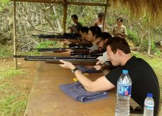Bali Shooting Range : Aim and Shoot | Sharpen Your Accuracy